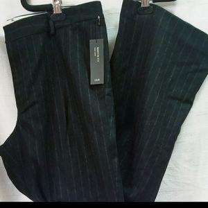 16 banana republic Martin fit wool cashmere pants